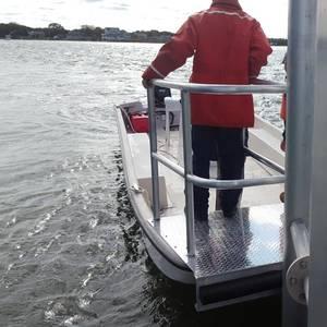 Massachusetts Maritime Academy Opens Wind Training Facility