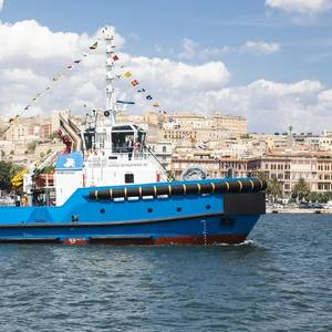Another Damen ASD Tug 2813 in Service