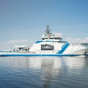 Finnish Patrol Boat to Test Bio LNG Fuel