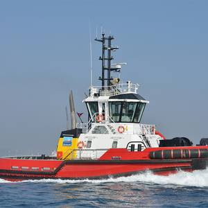 Sanmar, CAT Work on Innovative Hybrid Tug