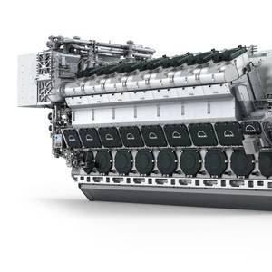 MAN 48/60CR Engines for New US Navy Tankers