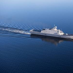 US Navy's LCS 11 Completes Acceptance Trials