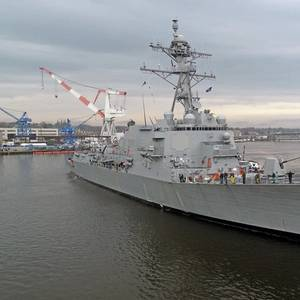 Bath Iron Works Wins Contract for Fifth DDG 51 Destroyer