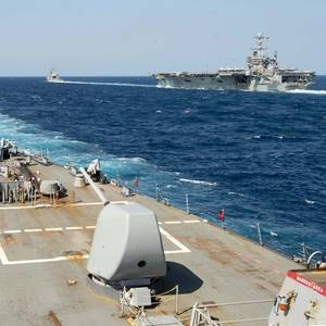 U.S. Navy Requests $205.6B in 2020