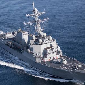 HHI to Build Six US Navy Destroyers in $5.1 Bln Contract