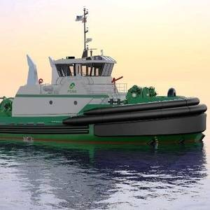 Jensen Maritime Designs New Tier IV Tractor Tugs for Foss