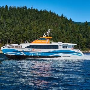 AAM Delivers High-Speed Ferry to Kitsap Transit