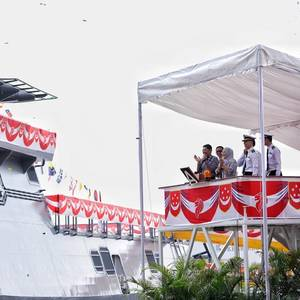 Singapore's Fourth Littoral Mission Vessel Launched