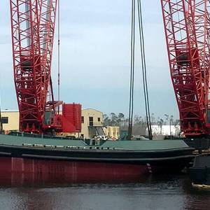ESG Launches Another Z Drive tug for McAllister