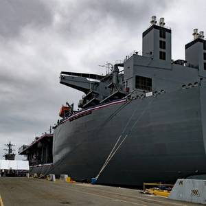 US Navy Commissions USS Miguel Keith (ESB 5)