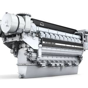 Eastern Selects MAN Engines for OPC
