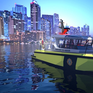 Metal Shark Wins Miami-Dade Fire Boat Contract