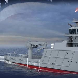 Austal USA to Design New T-ATS for the US Navy