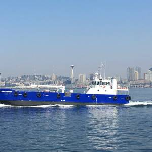 New Bunker Vessel Delivered to Maxum Petroleum