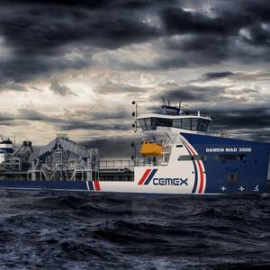 Wärtsilä to Equip Environmentally-friendly Dredger