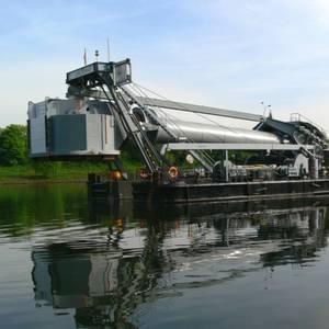 Schottel Propels WSA Diving Bell ship