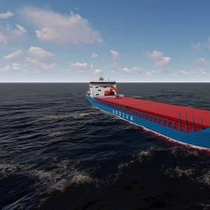 Corvus ESS for Hybrid Coastal Cargo Carrier