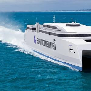 Wärtsilä Propulsion Selected for Molslinjen Fast Ferry