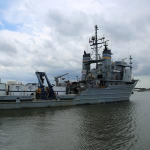 MacGregor to Equip US Navy's T-ATS Vessels