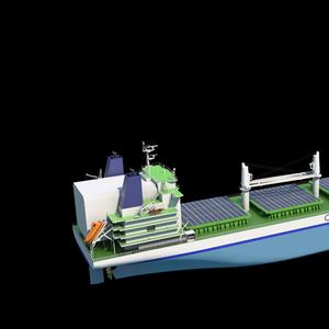 Wärtsilä, Oshima & DNV GL Produce Bulker Design