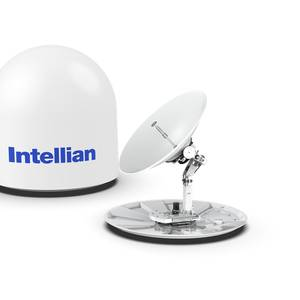 Intellian Launches New KU-KA Convertible VSAT