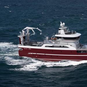 Wärtsilä Chosen for State-of-the-art Fishing Vessel
