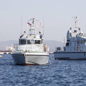 MST Building Two Patrol Boats for the UK Navy