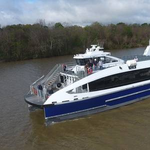 Two Tier 4 Newbuilds Delivered to NYC Ferry