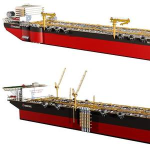 MODEC Unveils New FPSO Designs