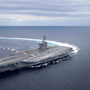 USS Abraham Lincoln Achieves Redelivery