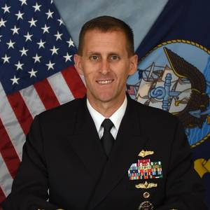 Interview: Rear Admiral John Okon, Commander, Naval Meteorology and Oceanography Command, US Navy