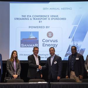 Sanmar Teams up with Corvus to Develop Zero-emissions Tugs