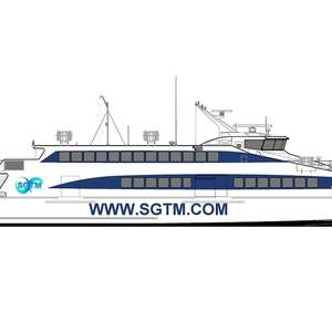 SGTM Orders Catamaran from Austal