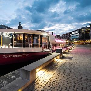"Berlin's new ""Editorial Ship"" Powered by Schottel"