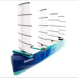 Sailing Ships: Ship of the Future?