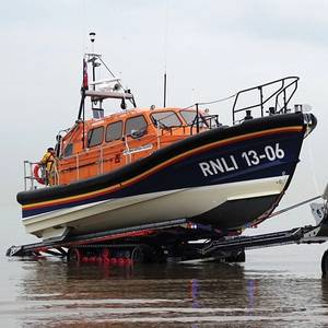 Design: RNLI's Shannon Class Lifeboat