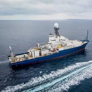Ship Repair: Inside the $60m Refit of RV Roger Revelle