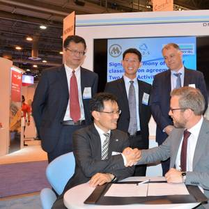 CMHI, DNV GL Ink LoI for Two Jack-ups