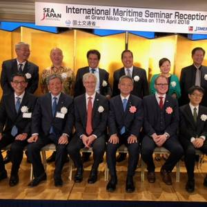 SE Asian Shipowners Meet in Japan