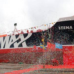 GSI Completes 13-vessel Series for Stena Bulk