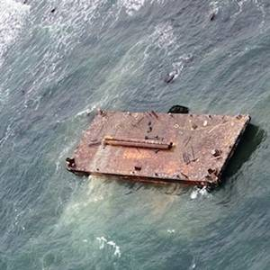 Three Rescued from Barge After Tug Sinks off Rhode Island