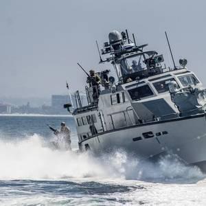 The Navy's Big Fleet of Small Boats