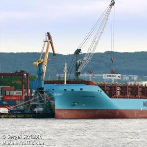 Maersk Sends First Containership through the Arctic