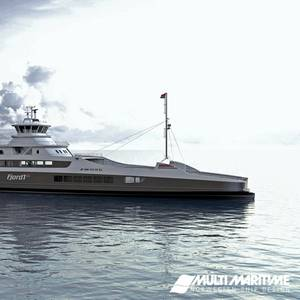 Rolls-Royce Inks Landmark Automatic Ferry Crossing System Deal