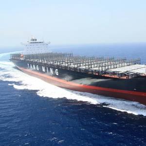 Wärtsilä Prop Solutions Help Optimize Yang Ming Lines Slow Steaming Ops