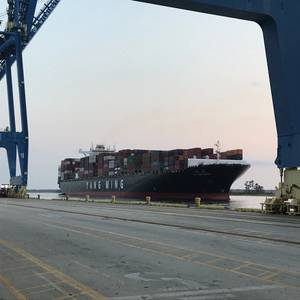 NC Ports Open for Business in the Choppy Wake of Florence