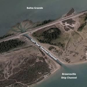 Tidal Channel Into Bahia Grande Closed Until Fall