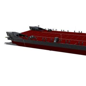 New Barge for EB  to Transport Sub Modules