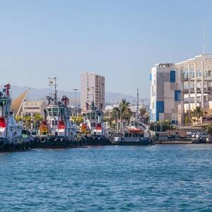 The VB TAMARAN Joins Canarian Port