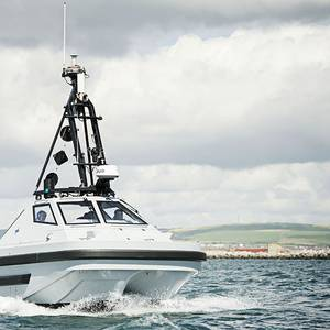 UK: Royal Navy to Get Uncrewed Minesweeping System